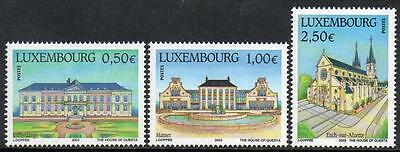 LUXEMBOURG MNH 2003 Tourism Series