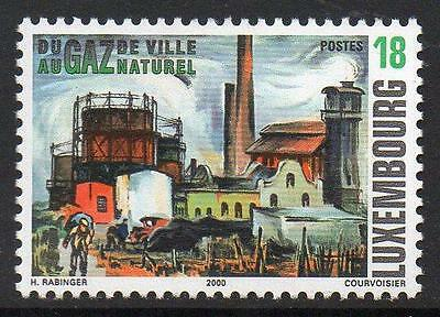 LUXEMBOURG MNH 2000 The 100th Anniversary of Elsch-zur Alzette Plant