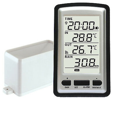 Wireless Weather Station -  Self Emptying Rain Guage Wh0531