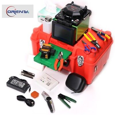 Orientek T40 Fiber Optic Fusion splicer Fusion Splicing machine