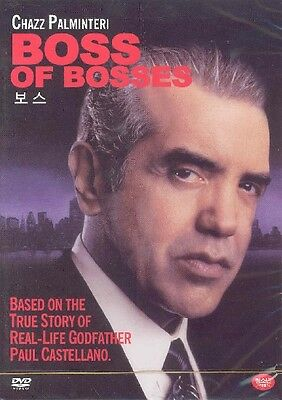 Boss of Bosses, 2001 (DVD,All,Sealed,New,Keep Case)  Chazz Palminteri