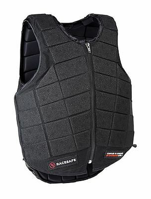 Racesafe Provent 3.0 Body Protector - Adult and Child Sizes Available