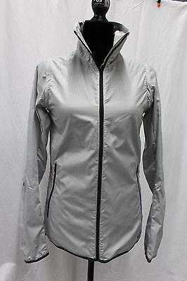 Nike Luxe Convertible Iridescent Reflective Hi-Res Running Jacket MSRP $120 NEW