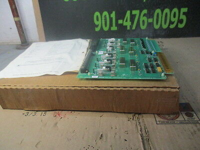 Ge Fanuc Ic600Bf914K Ser.6 Reed Relay Output Card #128831 Used