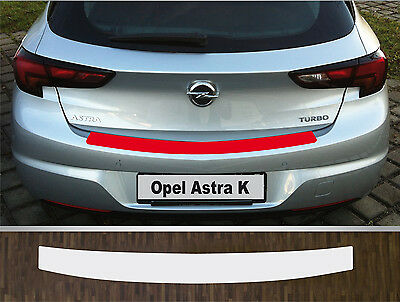 Lackschutzfolie clear exact fit For Vauxhall Astra K Saloon, by 2015