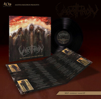 Varathron - The Confessional Of The Black Penitents  LP Gatefold