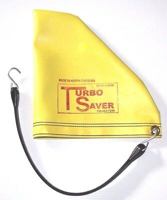"12"" Turbo Saver Exhaust Cover Exhaust Hood"