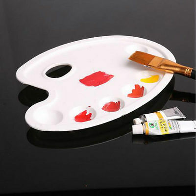Art Alternatives Paint Tray Artist Watercolor Plastic Palette Supply White Newly