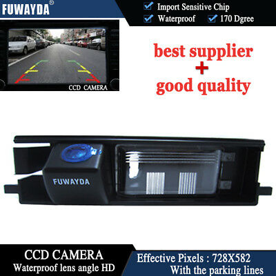 CCD Car Rear View Reverse Parking Back up Camera for Toyota RAV4 2006-2012