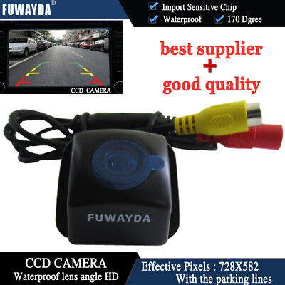 CCD Car Rear View Reverse Parking Camera for Toyota Prius 06-10 Camry 09 10