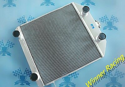 56mm aluminum radiator fit for Ford / Mercury Car W/FLATHEAD V8 1939 1940 1941