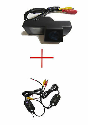 Wireless CCD Reverse Camera for TOYOTA Land Cruiser 200 LC200 REIZ 2009