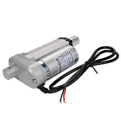 """DC12V Heavy Duty 50mm 2"""" Linear Actuator Motor 1500N Stroke Max Lift For Autos"""
