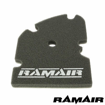 RAMAIR Replacement Panel Foam Air Filter for Vespa GTS Super 125 250 300 4T LC