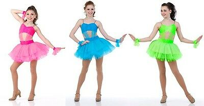 Everybody Talks Tutu Ballet Costume Dance Groups Child & Adult  90 Available
