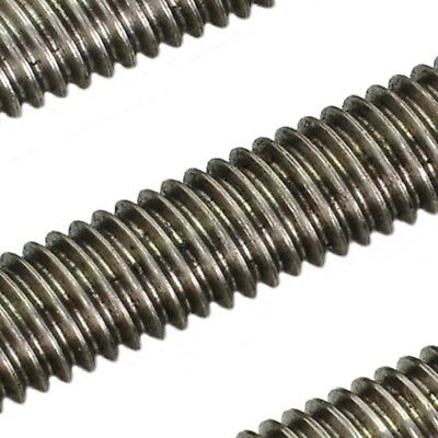 M5 A2 Stainless Threaded Bar - 5mm Rod Studding Allthread Stud