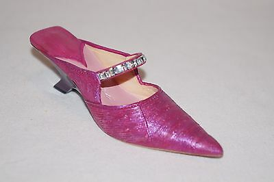 "Willitts Just The Right Shoe ""EVENING SERANADE""  #25314 Collect 2002 Raine NIB"