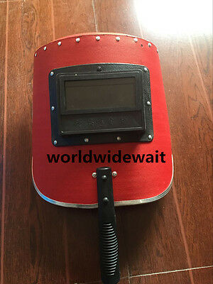Semi-automatic Handheld Welding Mask Face Protector for Welder