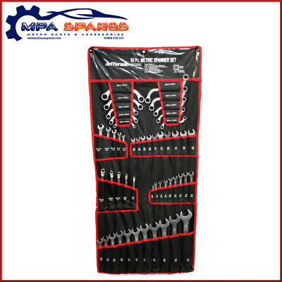 50 Piece Professional Spanner Set (Tool Kit)