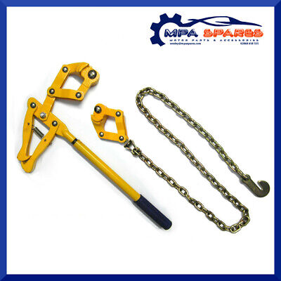 Chain Strainer - Monkey Cattle Fence Stretcher Tensioner