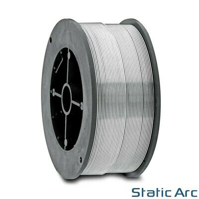 ALUMINIUM MIG WELDING WIRE REEL SPOOL ROLL SOLID CORE GAS HOBBY 0.8mm 0.5KG