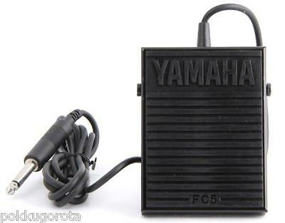 Yamaha FC-5 Sustain Pedal for Portable Electronic Keyboards