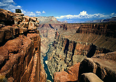 Sticker Autocollant Poster Paysage Etats Unis Usa Grand Canyon Arizona Park Nat3