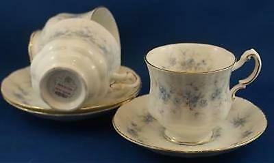 Paragon Petit Fleurs Cup & Saucer (THREE available)