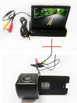 4.3'' Foldable  CCD Monitor Reverse Camera for Holden Commodore VY VZ VE1