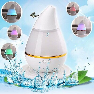 NEW Ultrasonic Home Aroma Humidifier Air Diffuser Purifier Ionizer Atomizer CB