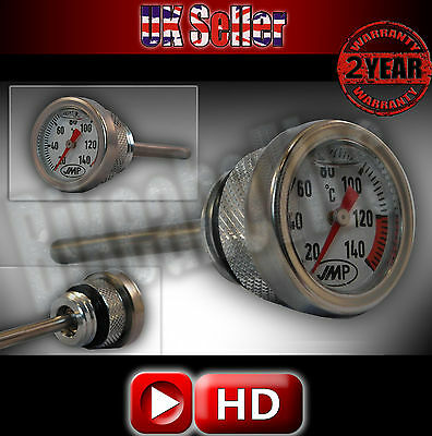 Honda CX 500 C 1981 - Oil temperature gauge / dipstick