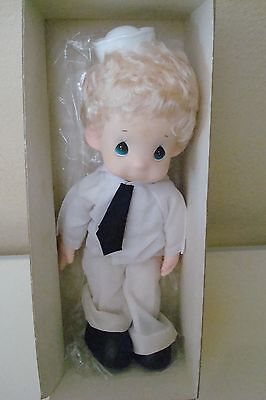 Precious Moments 'sailor Sam' Doll Limited Edition 1986