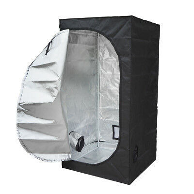 80*80*160 Cm Plant Grow Tent Rectangle Windows Hydroponics Pflanze Wachsen Zelt