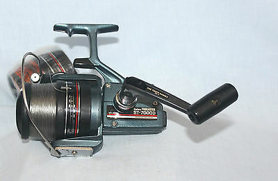 Diawa ST-7000D Procaster long distance casting spinning reel + Spare  Spool