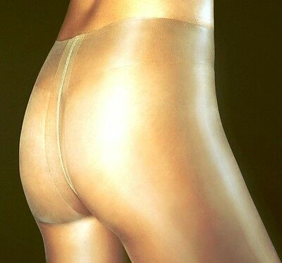 PLATINO Cleancut GLANZSTRUMPFHOSE sheer glossy TIGHTS 6Farben/6colours Special