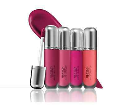(1) NEW Revlon Ultra HD Matte Lipcolor, You Choose! ( NEW SHADES ADDED)