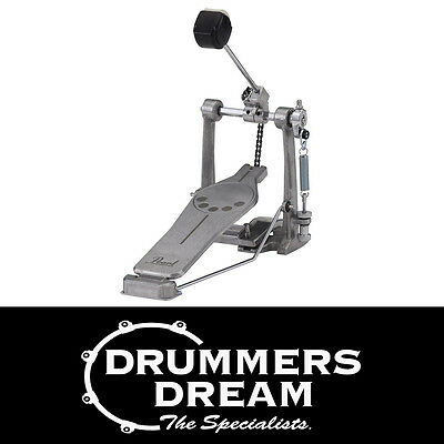 Pearl Demon Style Single Bass Drum Pedal P-830 Chain Drive RRP $165.00