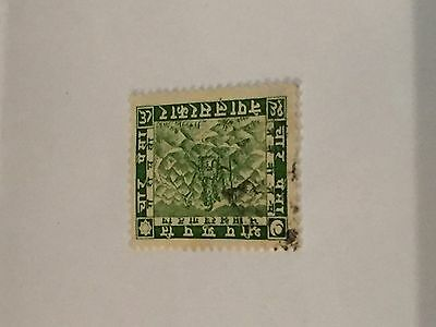 Nepal From Old Collection   used   Lot (1129B)
