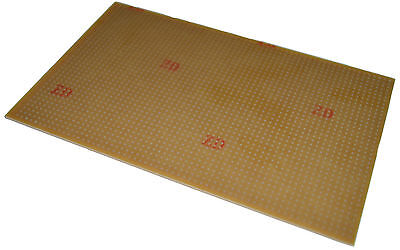 100mm x 160mm STRIPBOARD PACK OF 1 PROTOTYPING PROJECTS ARDUINO