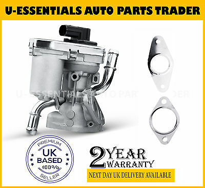 Brand New Egr Valve Ford Transit Mk7 2006 On 2.2 2.4 3.2 Water Cooled + Gaskets