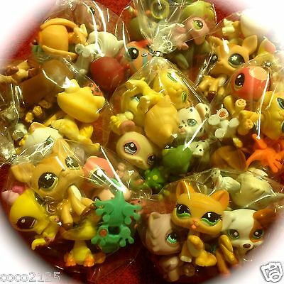 Littlest Pet Shop 10+2 FREE TOTAL 12 PCS LOT RANDOM GRAB BAG SEMI-BLEMISHED