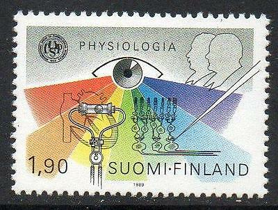 FINLAND MNH 1989 Physiology Congress