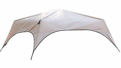 Coleman 8-Person Instant Tent Rainfly AccessoryBrown/Black