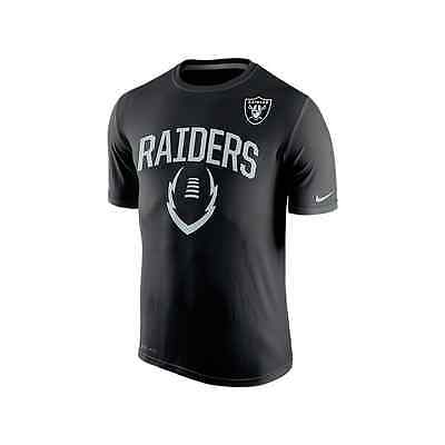 Nike NFL Oakland Raiders Legend Icon Dri-Fit T-Shirt