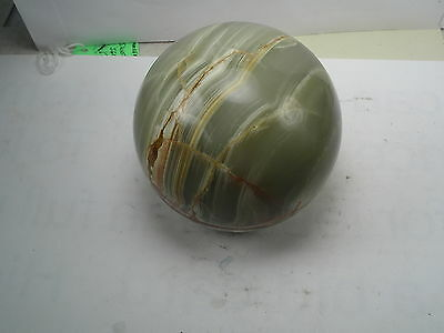 Made In Italy For Gump's Heavy Marble Paperweights/bookend