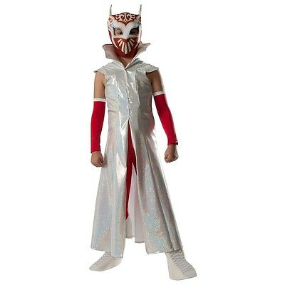Sin Cara Costume Kids WWE Wrestler Halloween Fancy Dress