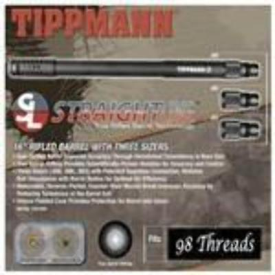 "16"" StraightLine Rifled Barrel Tippmann 98 Kit better accuracy consistency [BX5]"