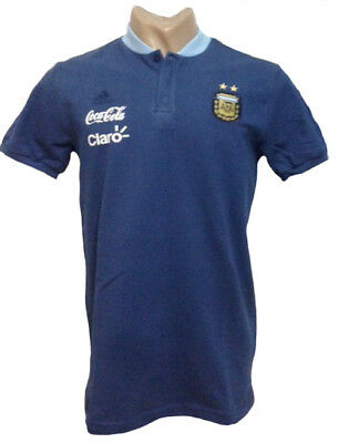 Argentina Training Polo Jersey With Sponsors 49 00 Picclick