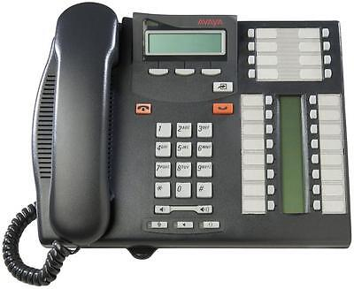 Avaya Nortel Norstar T7316E Phone Charcoal NewHousing NewHandset (Free Shipping)