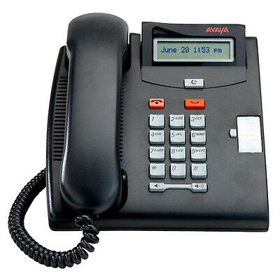 Avaya Nortel Norstar T7100 Phone Charcoal NewHousing NewHandset (Free Shipping)